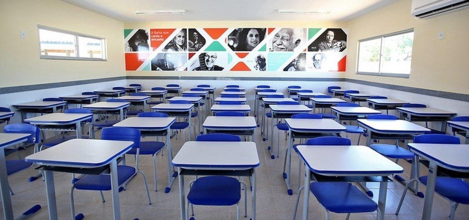 Governo da Bahia pede à Justiça para suspender nova liminar que determina volta às aulas