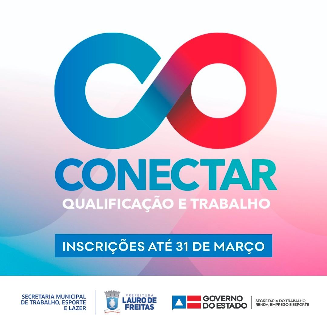 Conheça o Conectar Bahia; as inscrições estão abertas