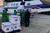Bahia recebe mais 165,6 mil doses da Coronavac