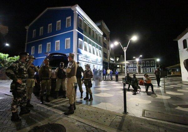 Governo publica decreto que prorroga medidas restritivas na capital e RMS