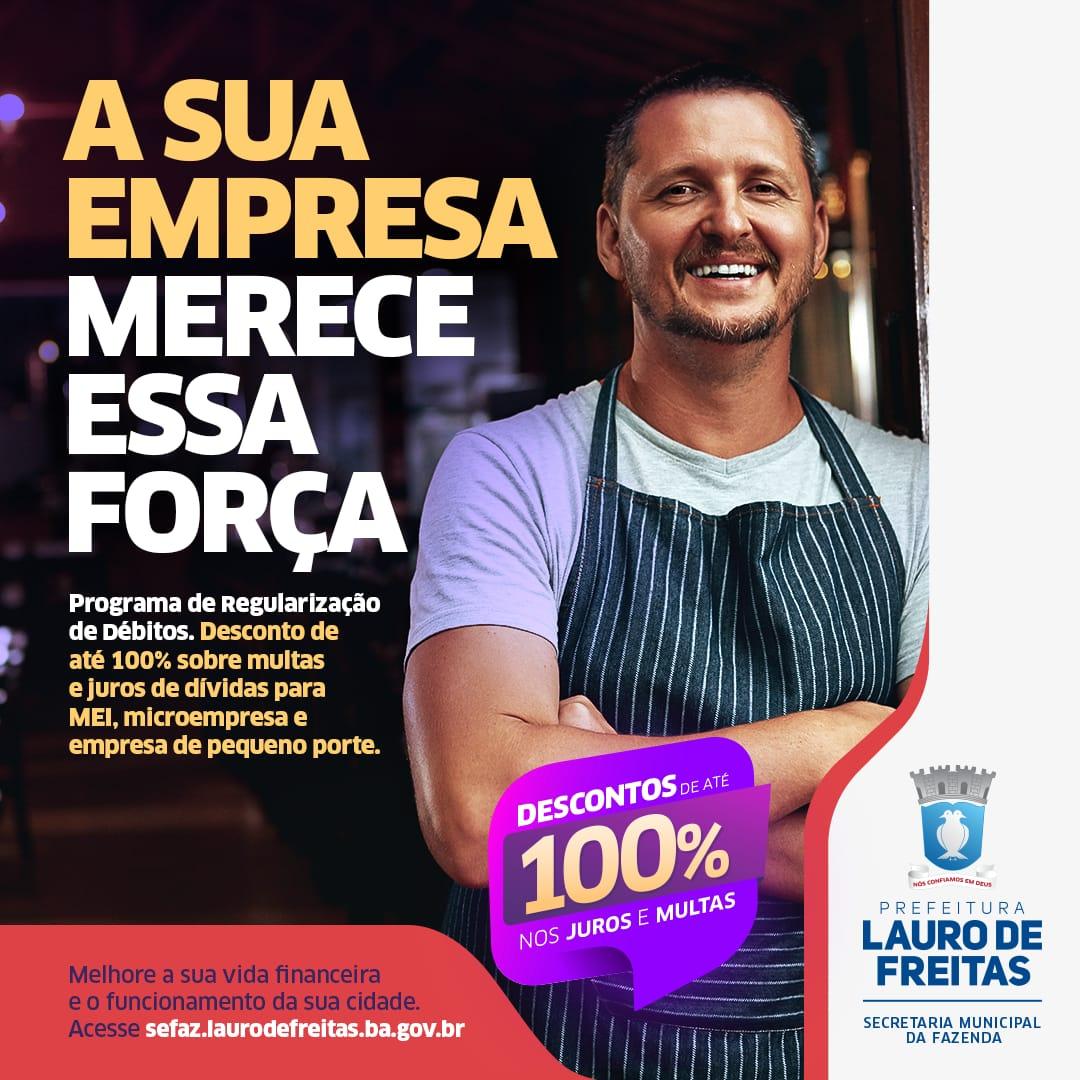 SEFAZ disponibiliza oportunidade de parcelamento e desconto de até 100% sobre juros e multas de débitos fiscais