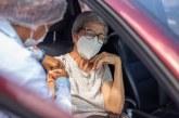Em Lauro de Freitas, mais de 600 pessoas receberam a 2ª dose da vacina contra a Covid-19 nesta segunda-feira