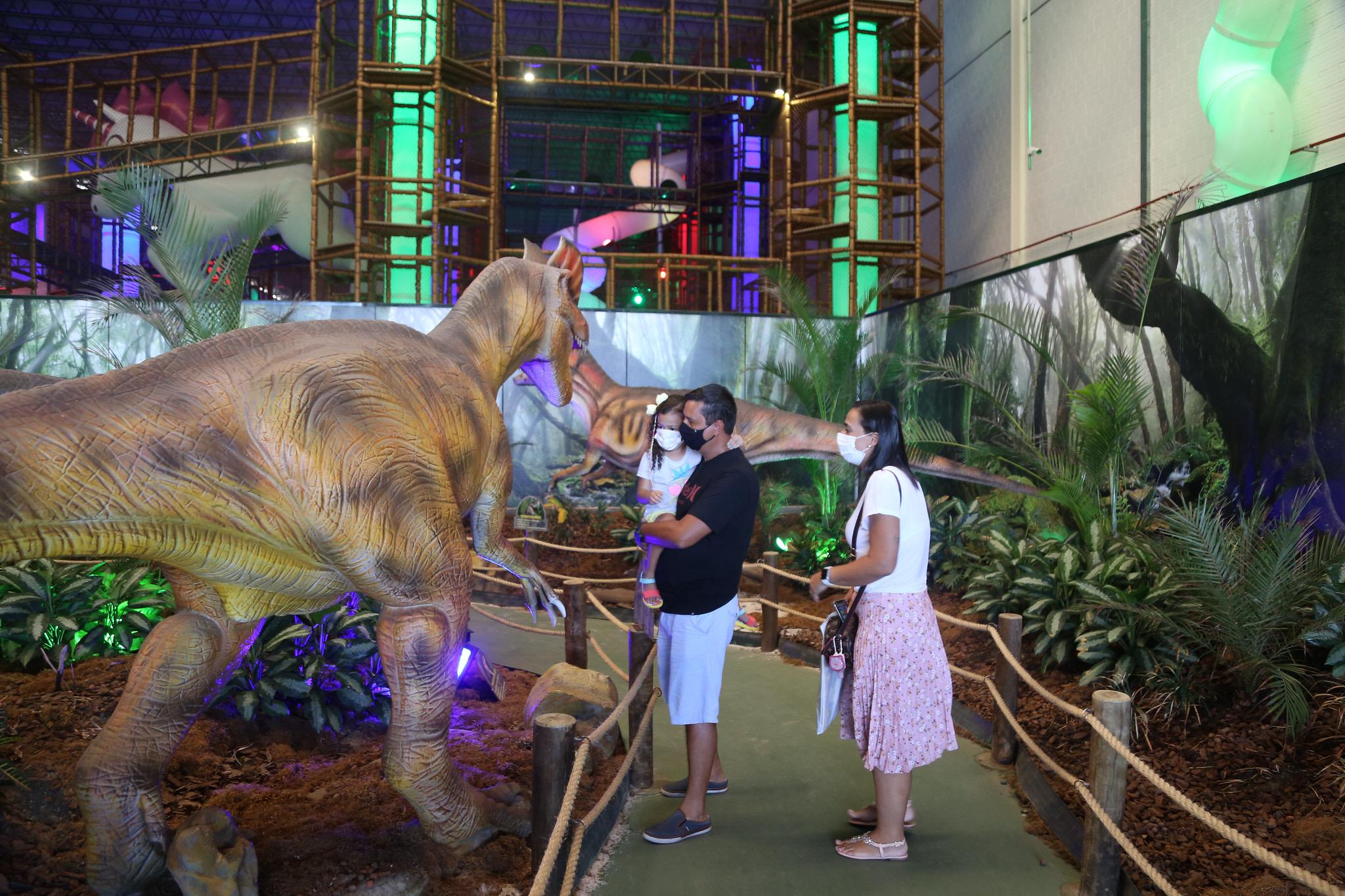 Liberados pelo novo decreto, estações de jogos eletrônicos e parques temáticos seguem os protocolos definidos em Lauro de Freitas