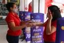 Fluxo tranquilo e cumprimento das medidas preventivas no 1° dia de reabertura do comércio de Lauro de Freitas