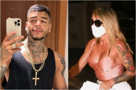 Mulher revela sexo na varanda com MC Kevin, que tentou pular de andar