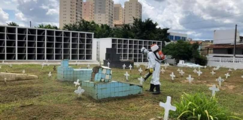 Bahia registra 4.942 novos casos de Covid e 107 óbitos nas últimas 24 horas