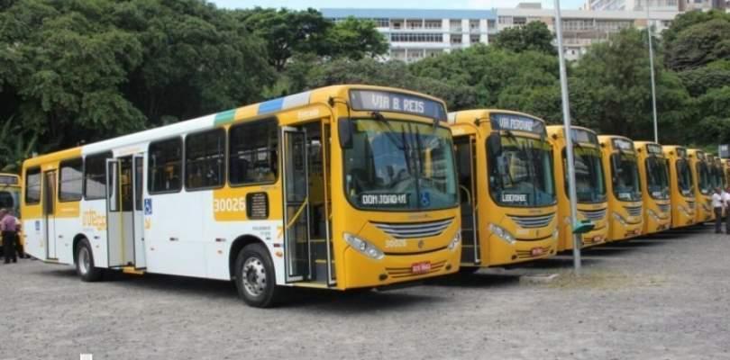 Salvador amanhece sem ônibus nesta sexta; rodoviários passam a rodar a partir das 8h