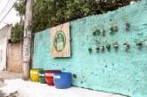 """Projeto """"Lauro Verde"""" transforma ponto de lixo no bairro de Itinga em espaço socioambiental"""