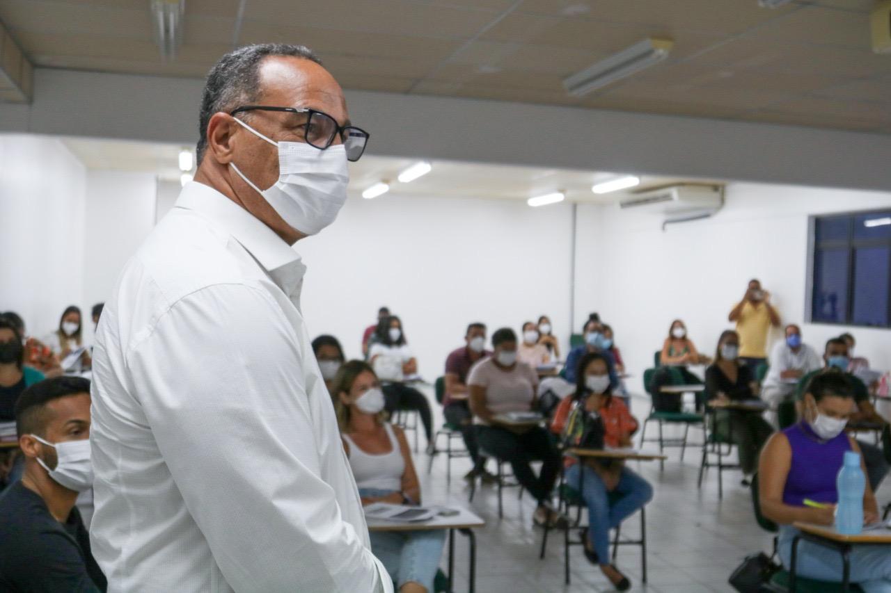 Lauro de Freitas ultrapassa as 65 mil doses aplicadas. Quase 19 mil pessoas completaram a imunização contra o Covid-19
