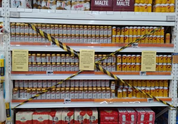 Decreto proíbe venda de bebida alcoólica no São João