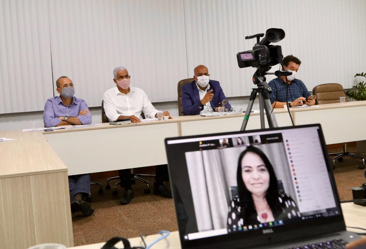 Ações para a retomada da economia são destaque na quarta audiência pública do PPA de Lauro de Freitas