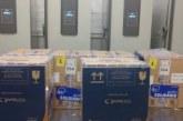 Novo lote com mais de 37 mil doses de vacinas da Pfizer contra Covid-19 chega à Bahia