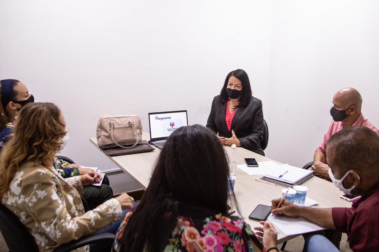 Lauro de Freitas adere ao Programa Bahia Estado Voluntário