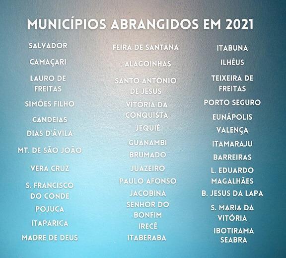Rui autoriza ampliação de serviço de reconhecimento facial e de placas para Salvador e mais 77 municípios