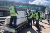 Chega à Bahia novo lote com mais de 160 mil doses da vacina Pfizer