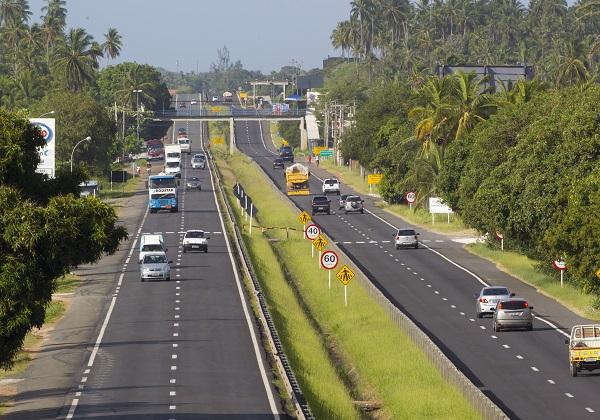 Linha Verde terá duplicação de mais 28 km até Porto do Sauipe