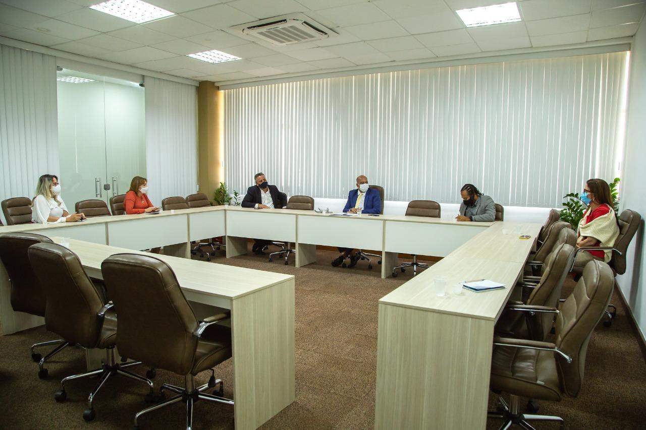 Em reunião com o Conselho de Contabilidade, SEFAZ anuncia medidas que vão beneficiar contribuintes
