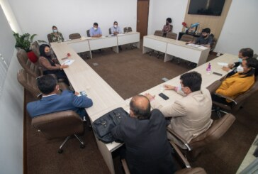 Prefeitura e Embasa discutem Sistema de Esgotamento Sanitário e outras intervenções em Lauro de Freitas