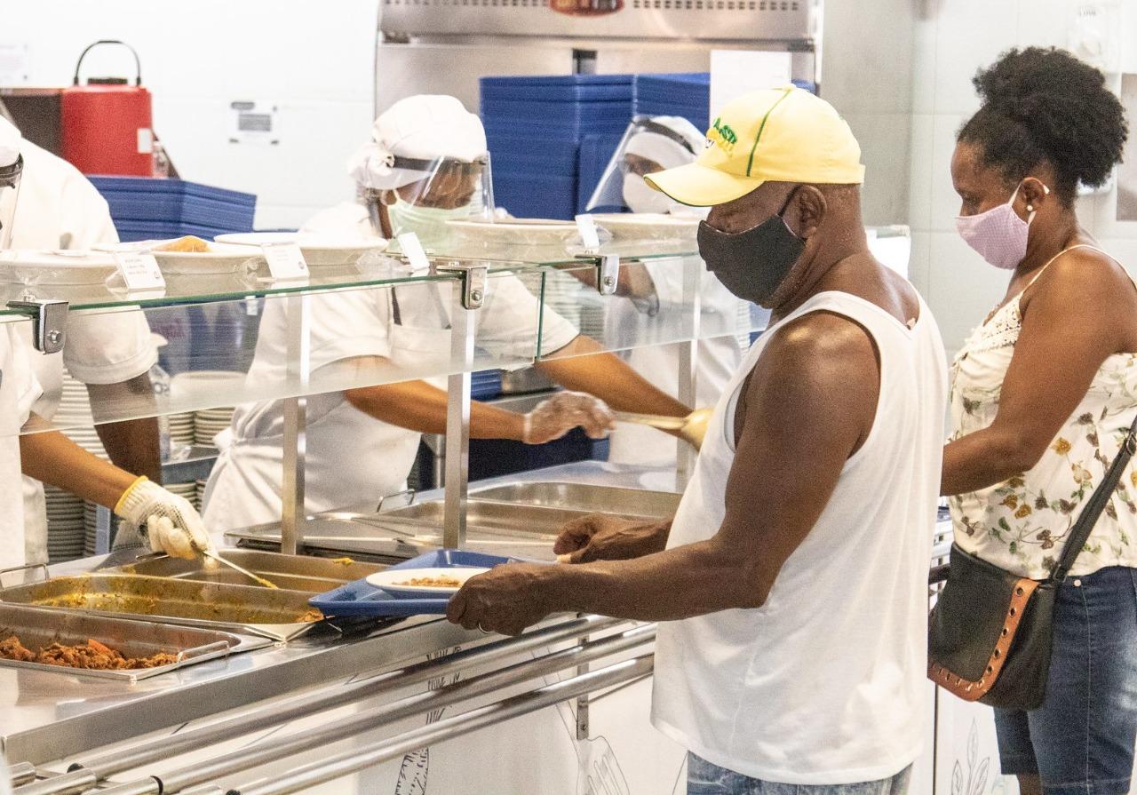Em 13 anos, Restaurante Popular de Lauro de Freitas serviu 6,8 milhões de refeições
