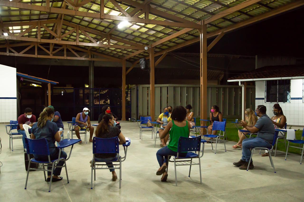 Em Lauro de Freitas, obra de urbanização da Lagoa da Base é iniciada pela Conder