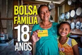 Criado no governo Lula, Bolsa Família tirou o Brasil do Mapa da Fome e beneficia quase 14 milhões de famílias