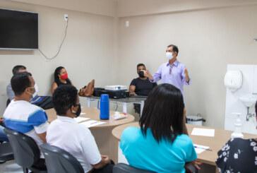 Profissionais recebem capacitação para atuar na Unidade de Acolhimento Infanto-Juvenil de Lauro de Freitas