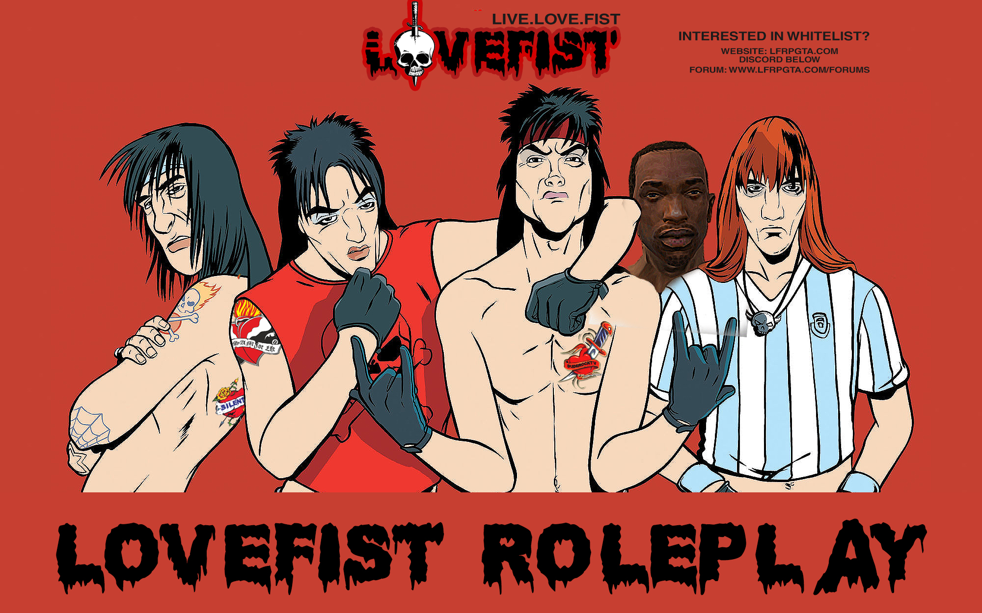 HOME - LoveFist RolePlay