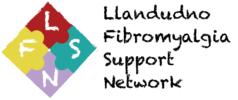 Llandudno fibromyalgia support network logo