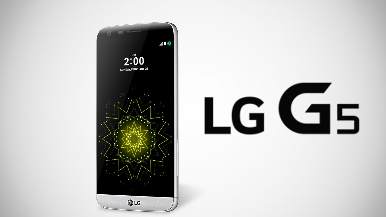 LG Mobile Specification and Price - LG G5 with a 5.3-inch IPS LCD and a Modular Design at 586.16