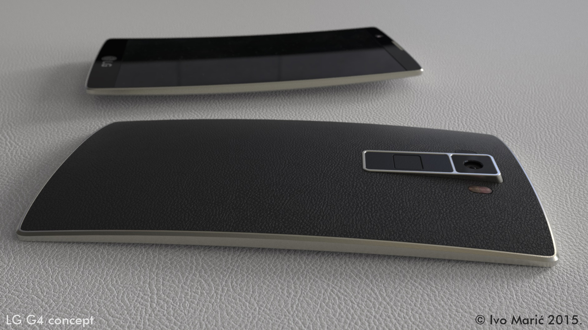 Best LG G4 Concept List - Curved LG G4