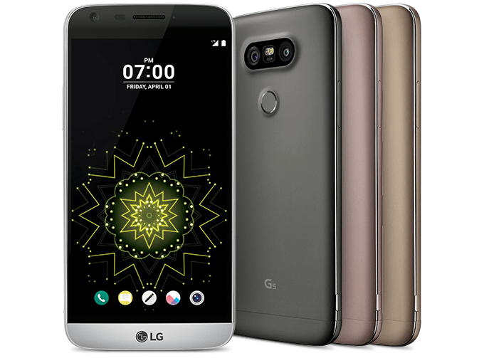 #1 in Our Best LG Cell Phones - LG G5