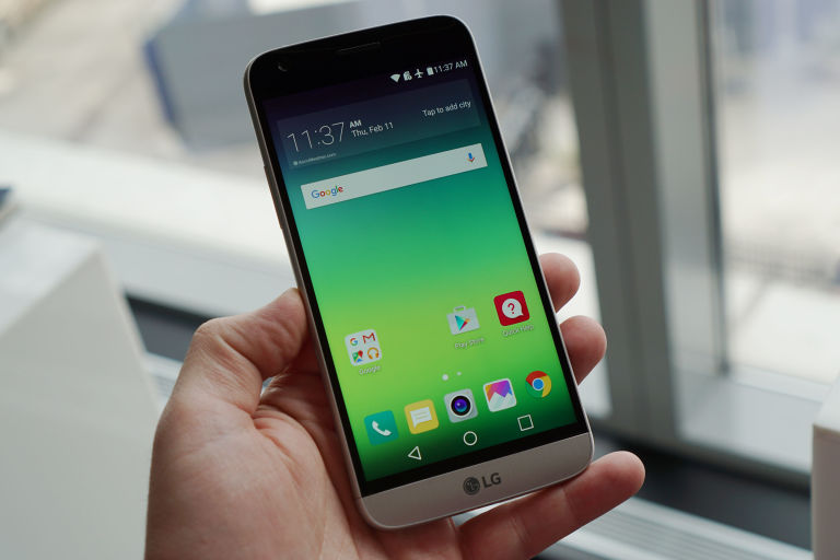 #1 in Our List of the Mesmerizing LG Android Phones - LG G5