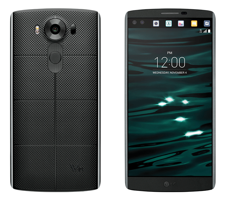 #3 in Our List of the Best LG Cell Phones - LG V10