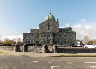 Galway - la cathédrale