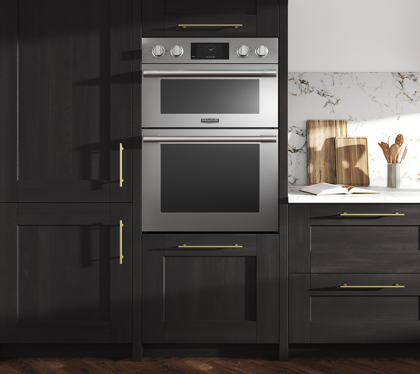30 inch combi wall oven signature