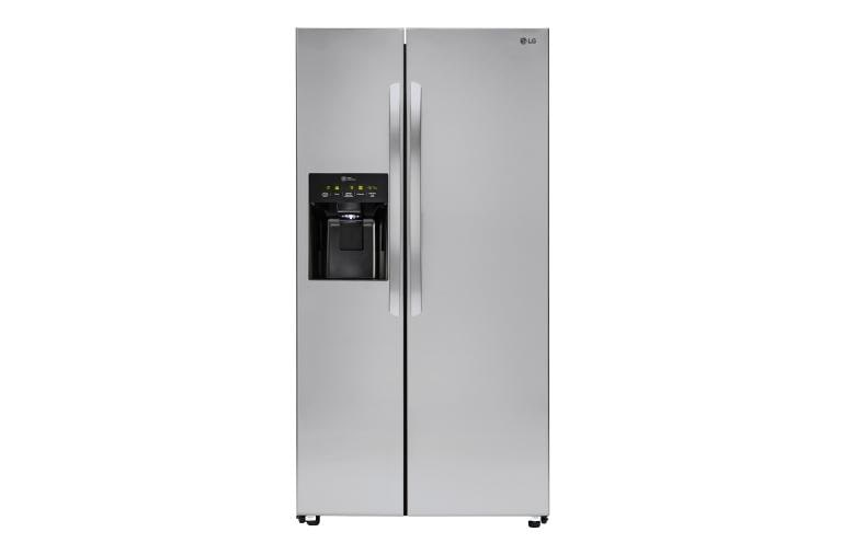 LG LSXS26336S: Ultra Capacity Side-By-Side Refrigerator