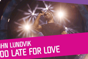 Sweden's selection for Eurovision : John Lundvik wins Melodifestivalen