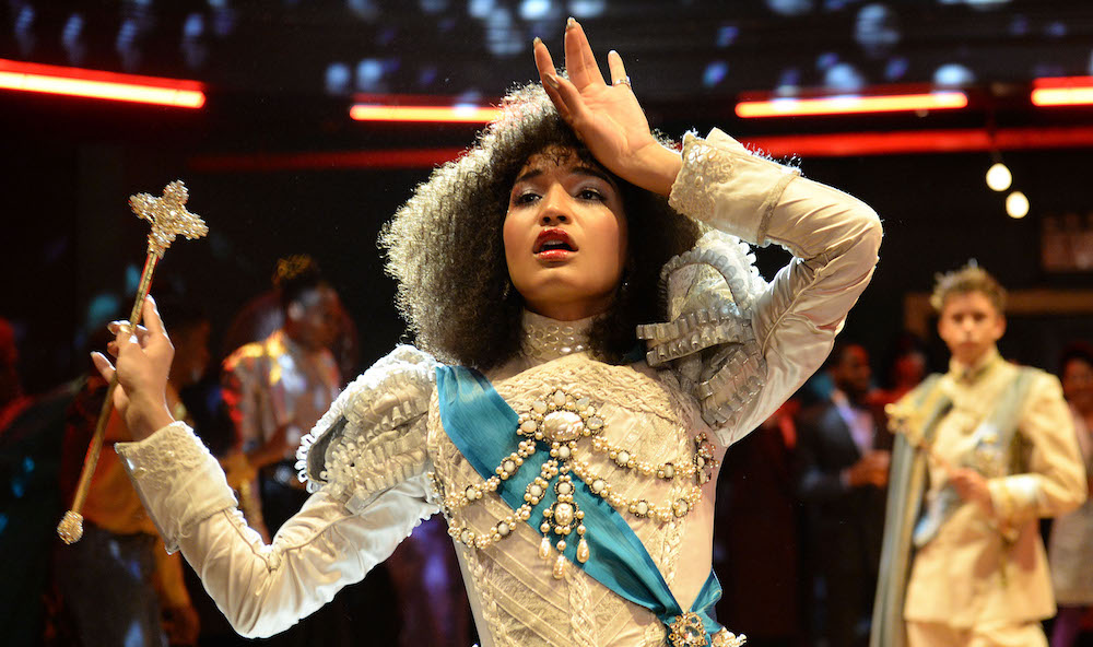 Indya Moore strikes a Pose in the FX drama series
