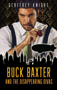 Book Cover: Buck Baxter and the Disappearing Divas: The Buck Baxter Mysteries Book Two