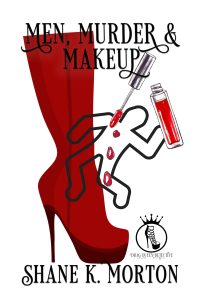 Book Cover: Men, Murder and Makeup