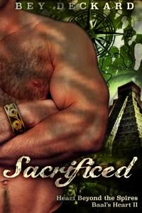 Book Cover: Sacrificed