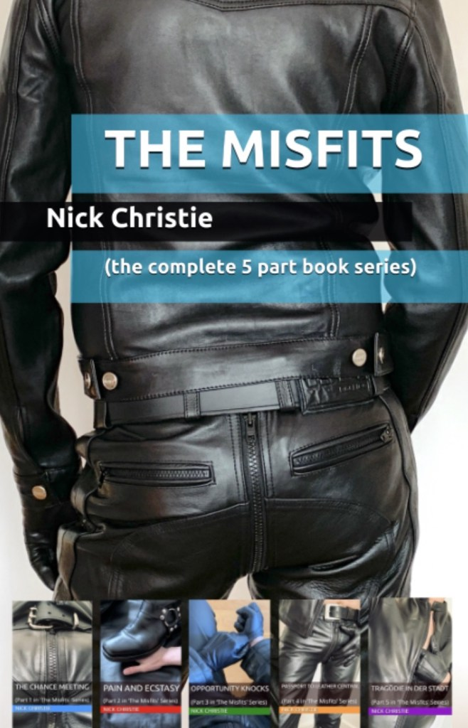 Book Cover: The Misfits