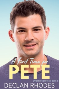 Book Cover: A First Time for Pete