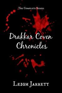 Book Cover: Drakkar Coven Chronicles