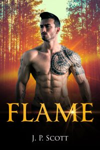 Book Cover: Flame (Burning Desire Book 2)
