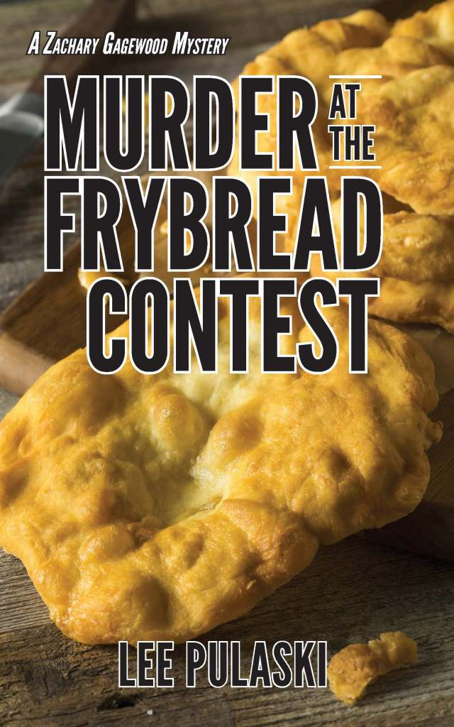 Book Cover: Murder at the Frybread Contest