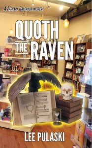 Book Cover: Quoth the Raven
