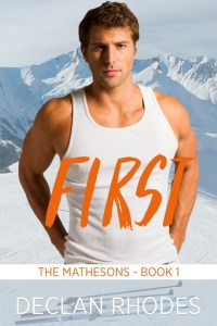 Book Cover: First