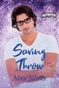 Book Cover: Saving Throw