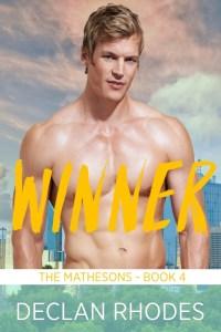 Book Cover: Winner